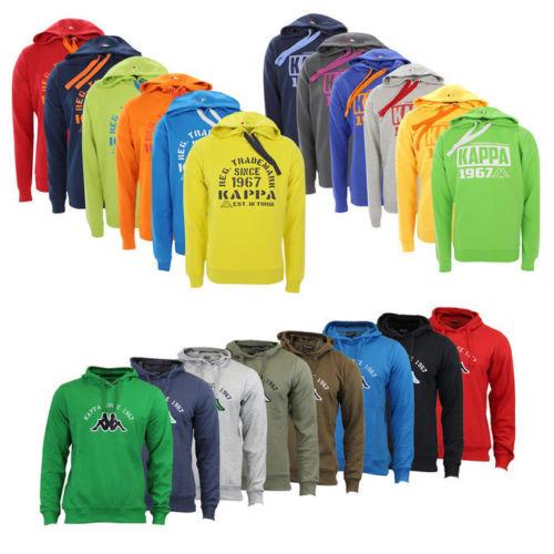 Details zu  Kappa Kapuzensweatshirt Hoodie Ridder Tilo Orgin Sweatshirt viele Farben Größen