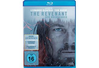 (Lokal Saturn Freiburg) The Revenant - Blu-Ray u.a. für 8 Euro