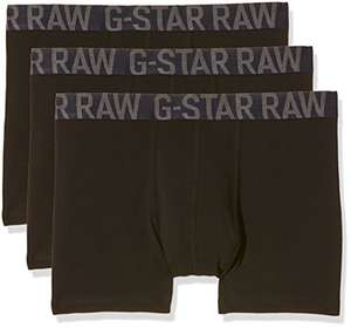 G-STAR RAW Herren Boxershorts Classic, 3er Pack [S-XXL] für 29,49€ @Amazon.de Blitzangebot [VGP:35,58€]