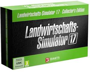 [shop.to] Landwirtschaftssimulator 17 Collectors Edition (PC)