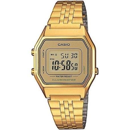 CASIO Uhr LA680WEGA-9ER - uhrcenter.de - VSK-frei