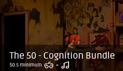 [Steam] The 50 - Cognition Bundle von Groupees