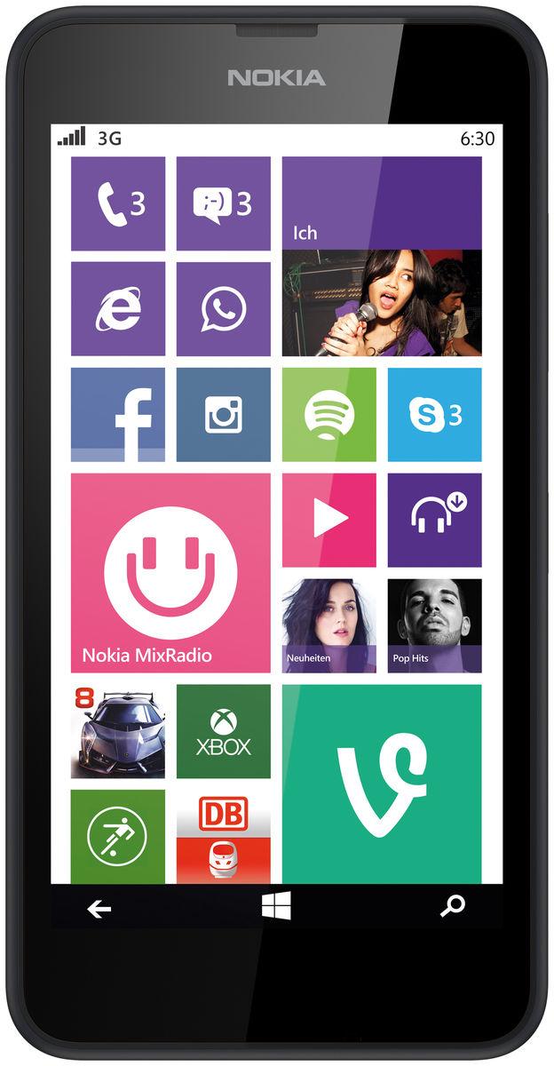 [Ebay Händler] Nokia Lumia 630 schwarz (Gebraucht)