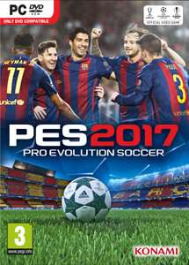 Pro Evolution Soccer (PES) 2017 PC Key Origin