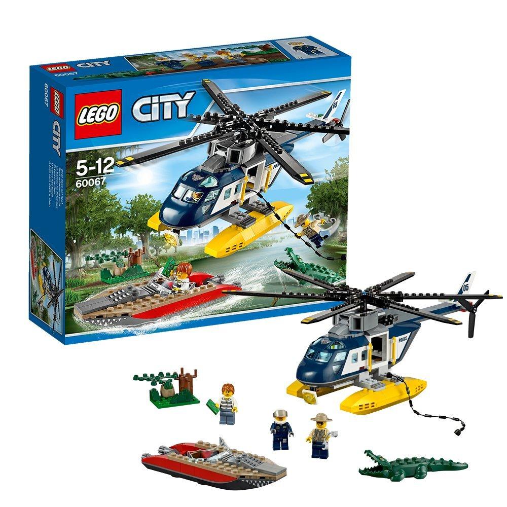 Lego™ - City:Verfolgungsjagd im Hubschrauber (60067) ab €17,60 [@Real.de]