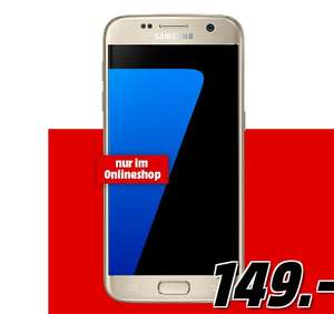 [Media Markt] Vodafone Allnet 1GB LTE + Galaxy S7 + PS4 slim + Fifa 17 + Gear VR