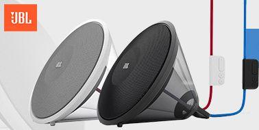 "JBL™ - Design Bluetooth-Lautsprecher ""Spark"" (Weiß,Schwarz) [B-Ware] ab €24,20 [@Allyouneed.com]"