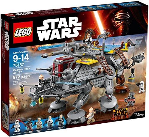Bis zu 40% Rabatt auf Lego (Star Wars, Nexo Knights & City) @ Amazon.co.uk