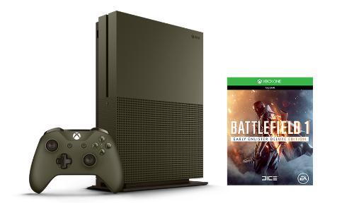 Xbox One S 1TB + Battlefield 1 (DLC) Special Bundle, versandkostenfrei, Neukunden [Otto]