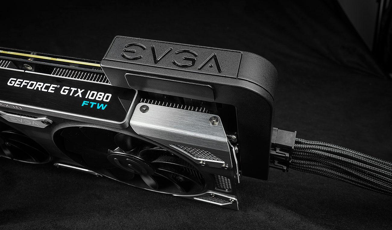 Für jede registrierte EVGA GTX 10xx Karte einen Powerlink (fast) gratis