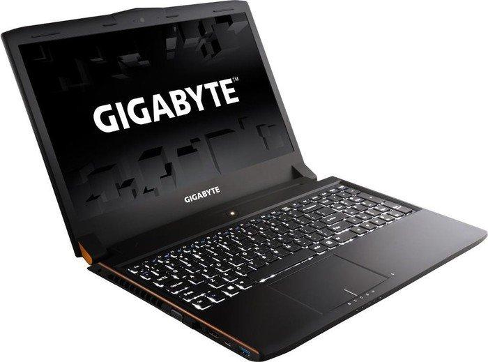 Gigabyte P55K v5 mit Core i7-6700HQ, GeForce 965M, 8GB DDR4, 1TB HDD & M.2-Slot, 15,6 Zoll Full-HD IPS und Win 10 für 910,80€ von Olano bei Rakuten