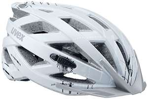 [AMAZON] Uvex Fahrradhelm City i-vo, White Burberry Mat, 56-60 cm, PVG 57,56€