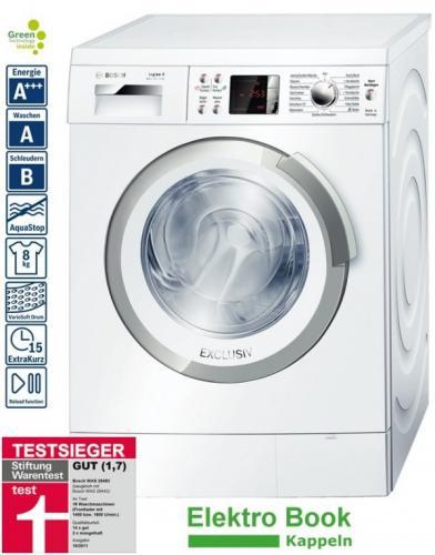 Bosch WAS28493 für 643,95 € inkl. Versand