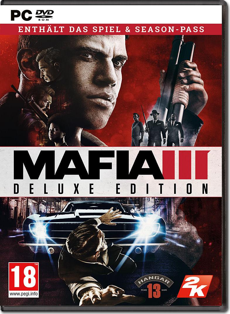 (PC/Steam) Mafia III Digital Deluxe Edition