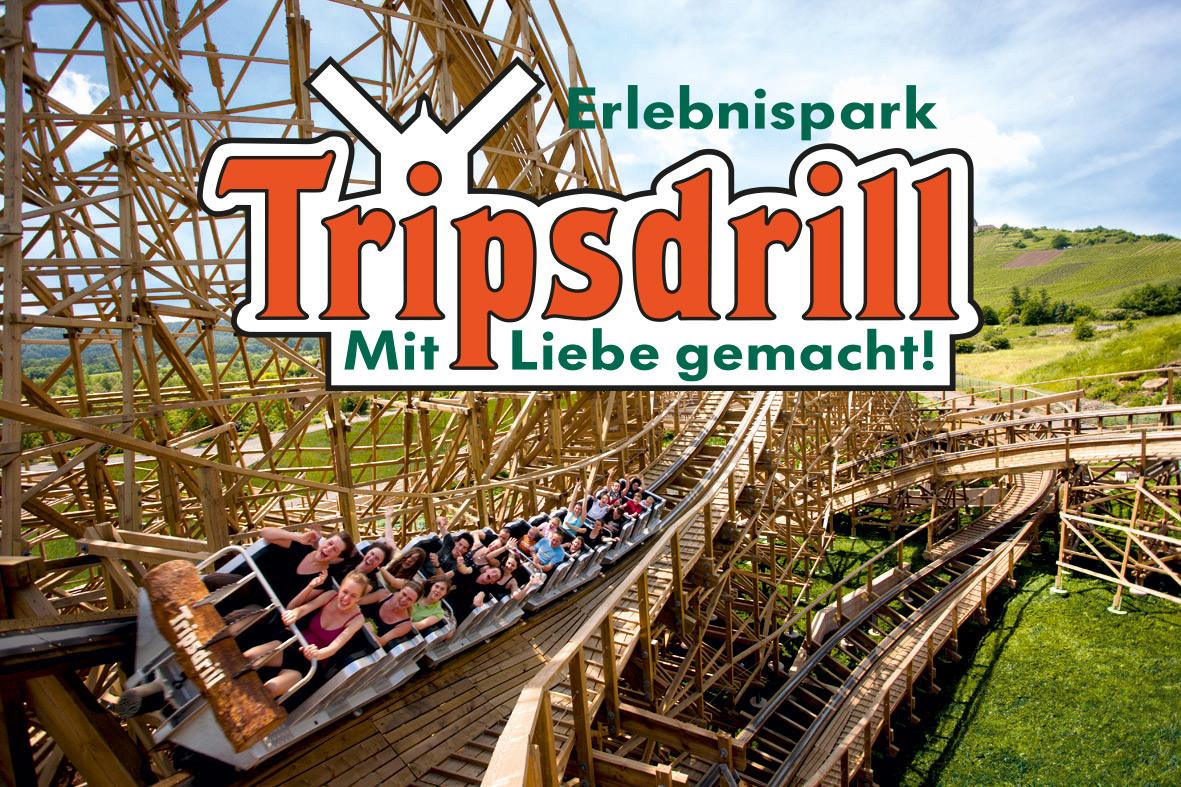 Eintritt Tripsdrill für 26,75€ statt 29,50€ + 1 Gratis Essen + 1 Getränk