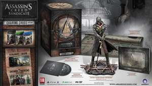 [Uplay] Assassins Creed® Syndicate - Charing Cross Edition (PS4/Xbox One) für 32,97€ - mit 100 Uplay-Punkten für 26,97€