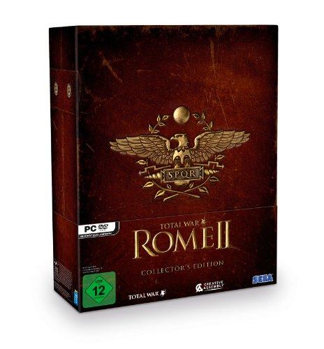 Total War: Rome II - Collectorx27s Edition (Exklusiv bei Amazon.de) - [PC] 26,30€