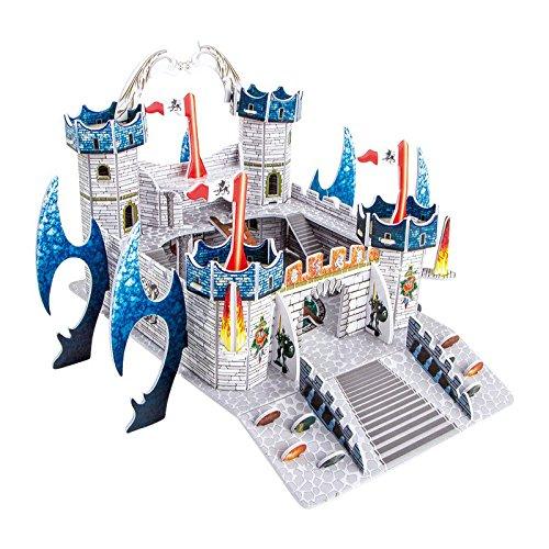 Legler 9595 – 3D Puzzle – Drachenburg für 3,80€ [Plus Produkt]
