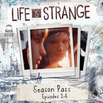 Life is Strange: Season Pass (= komplettes Spiel Ep. 1-5) (PS4 / PS3) für 9,99€ [PSN]