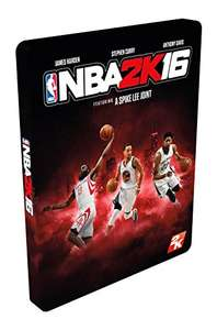 NBA 2K16 Metalcase Edition (PS4)