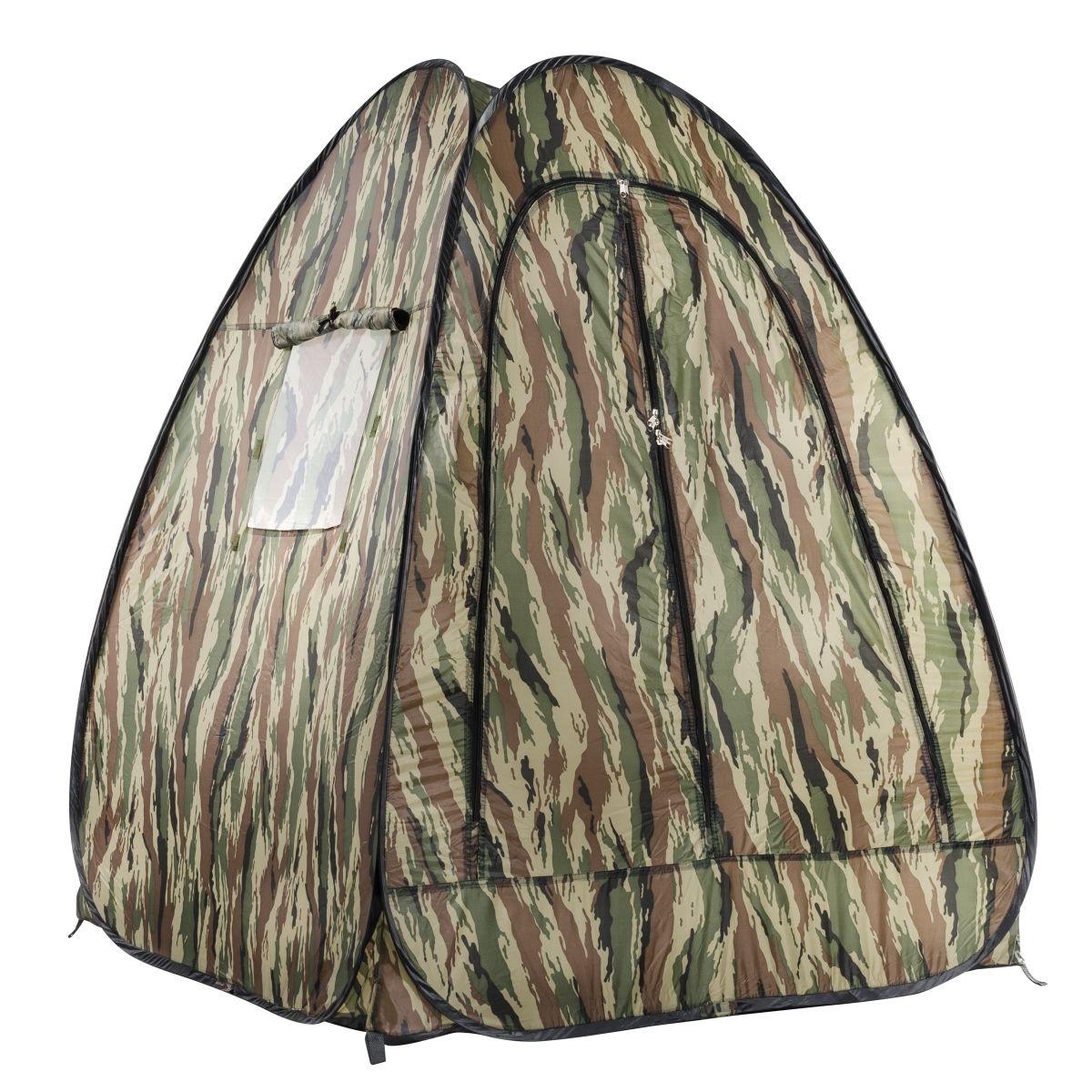 Ideal für Spanner :-) walimex Camouflage Tarnzelt im Ebay WOW