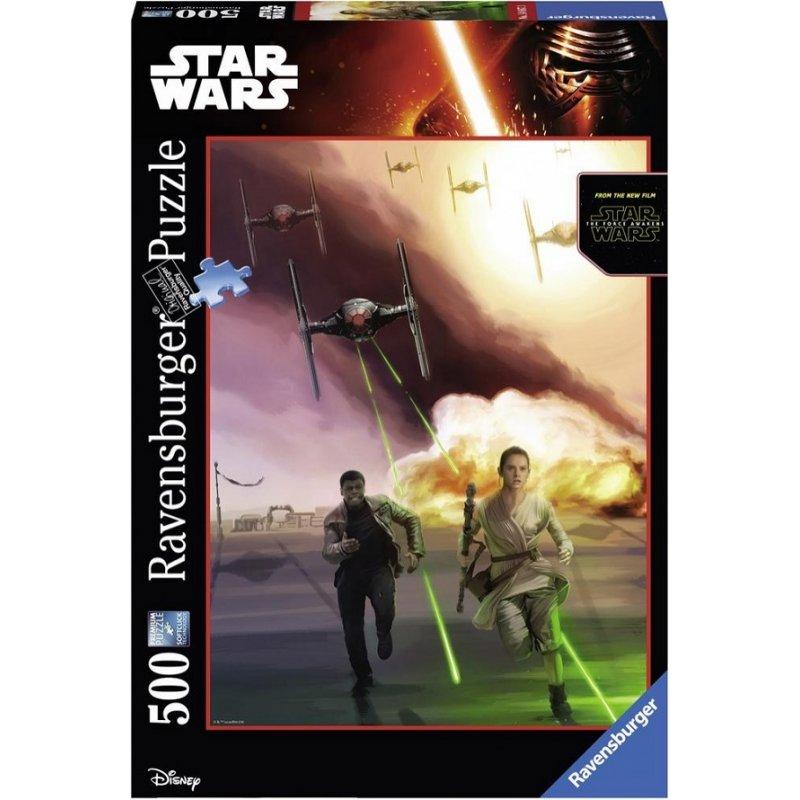 Ravensburger Puzzle, Star Wars Die dunkle Seite der Macht, 500 Teile, Amazon Plus Produkt