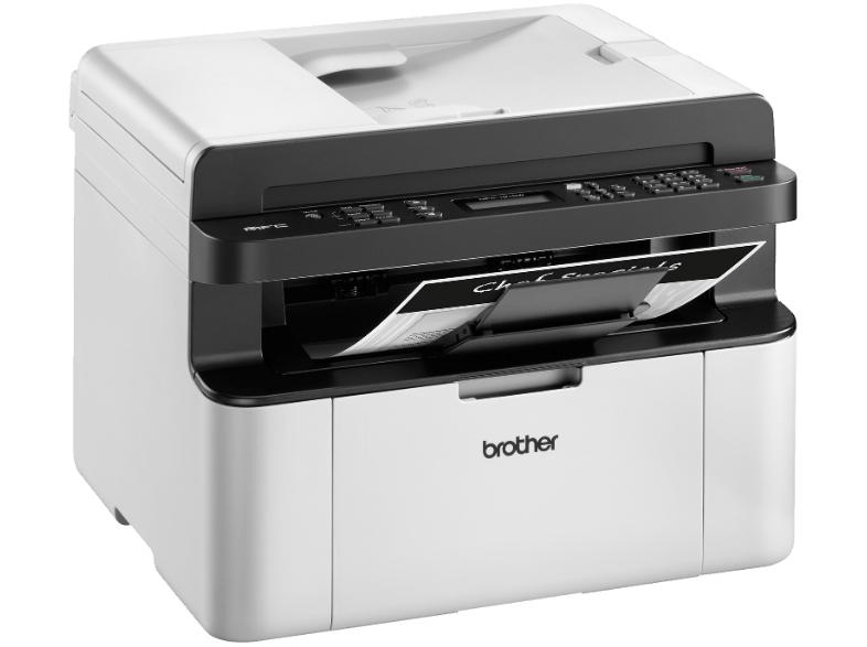 [orimo.eu] Brother MFC-1910W 4-in-1-Drucker Mono-Laserdrucker für 101,59 statt 135 €