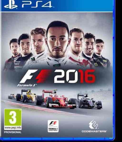 PSN Store   F1 2016 (PS4) 44,99€