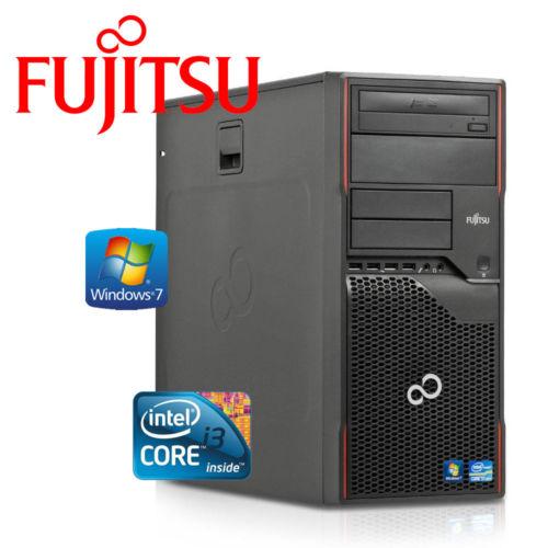Fujitsu Esprimo Desktop PC (i3-2120, 4GB RAM, 320GB HDD, Gb LAN, DVI + DisplayPort, Win 7 Pro) für 109€ [refurbished] [Ebay]