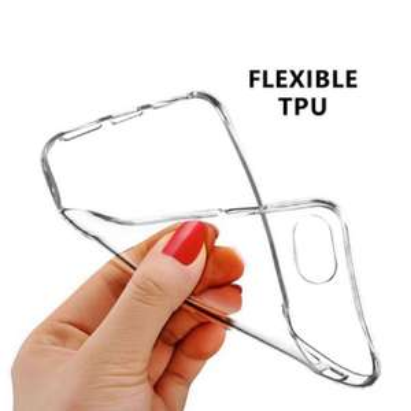 iPhone 7 TPU Silikon Bumper durchsichtig  !!1,50€!! Aus Deutschland