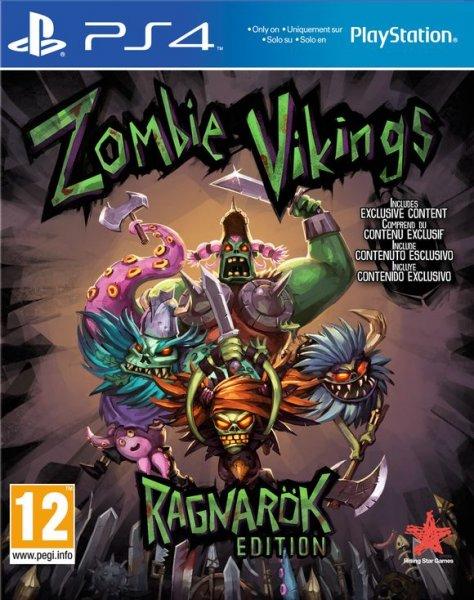 Zombie Vikings: Ragnarök Edition (PS4) für 12,95€ bei Coolshop