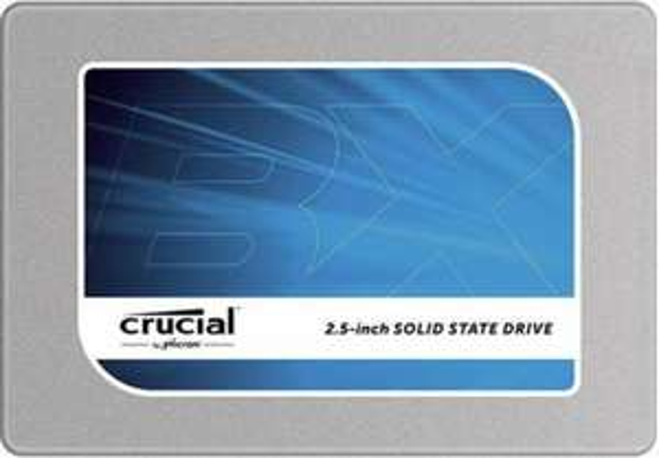 "Crucial BX100 500GB SSD SATA III 2.5"" Festplatte"