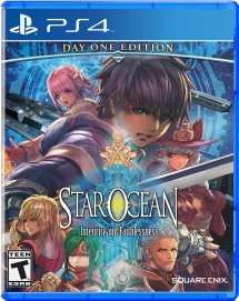 (Amazon.com) Star Ocean: Integrity and Faithlessness (PS4) für 25,83€