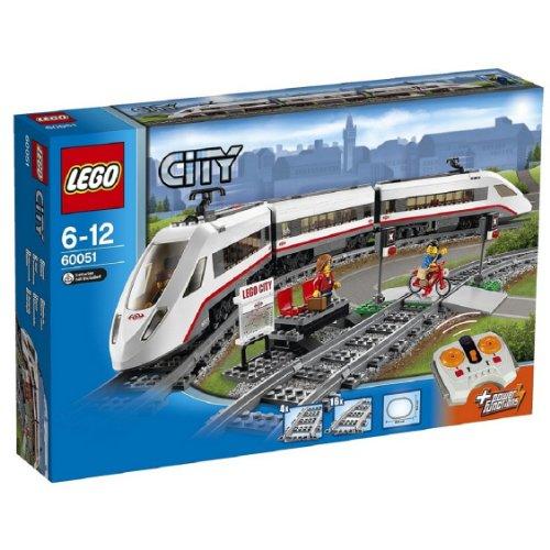 Lego City - Hochgeschwindigkeitszug (60051)  (Amazon.co.uk)