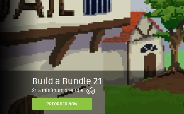[Steam] Build a Bundle 21 von Groupees released