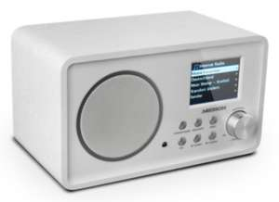 [MEDION] Medion Life WLAN-Internet-Radio mit Weckfunktion für 69,95 Euro.