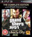 GTA IV: The Complete Edition (inkl. Liberty City) (Xbox 360 / PS3) ~  22,45 € inkl. Versand