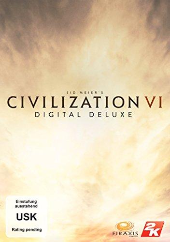 Sid Meier's Civilization (6) VI Deluxe Edition - Steam Key @Amazon.de