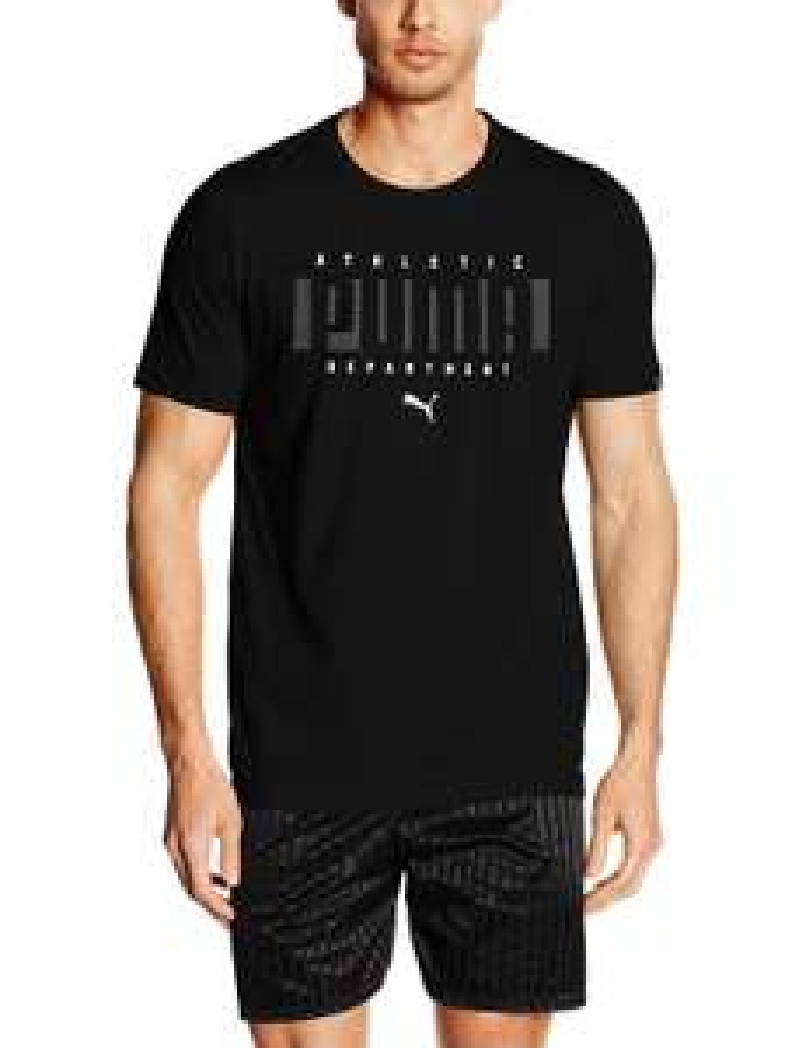 PUMA Herren T-shirt Athletic Tee verschiedene Farben / Größen: S - XXL ab 7,35€ statt ab 23,98€  [Amazon Prime]
