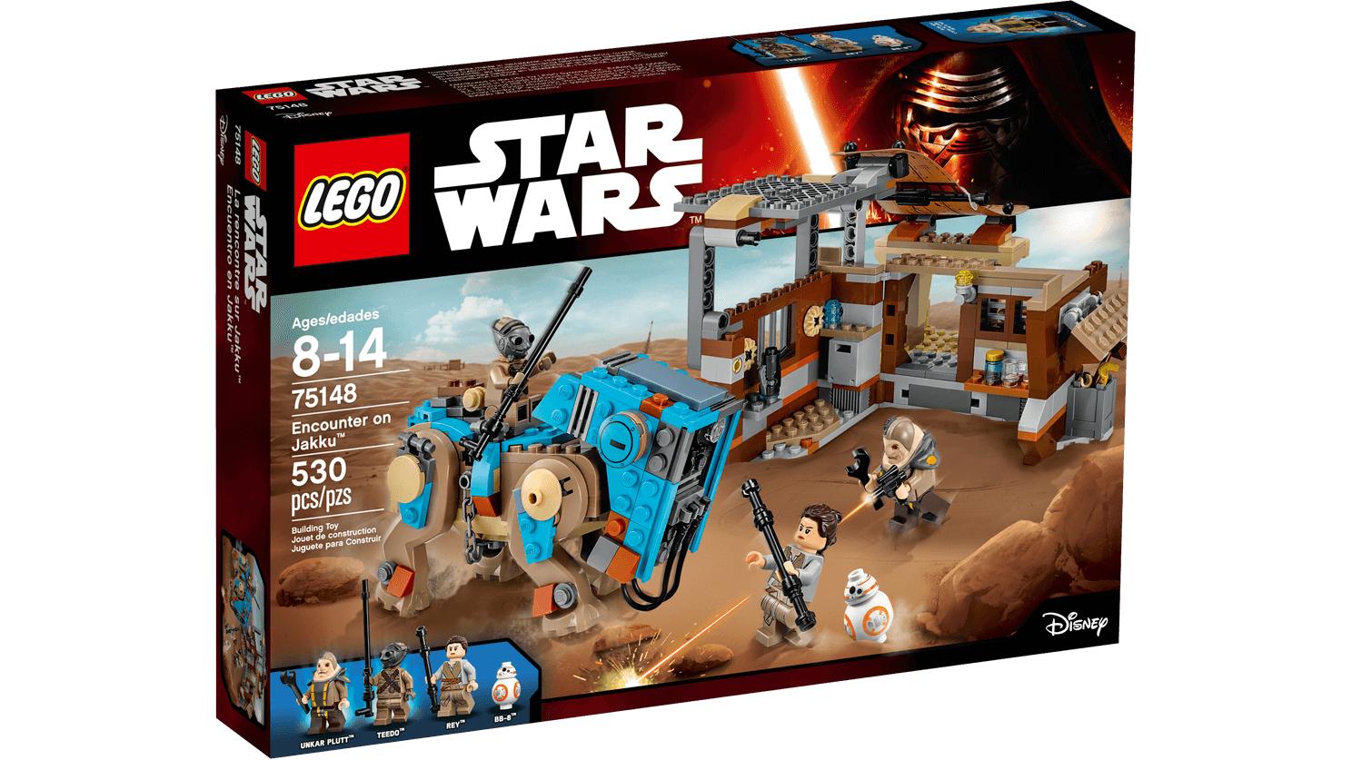 [Windeln.de] LEGO® Star Wars™ - 75148 - Encounter on Jakku™