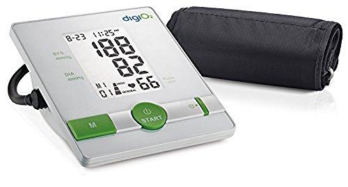 [eBay wow] DigiO2 Blutdruck Messgerät für den Oberarm 16,95 €