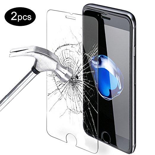 [Amazon] iPhone 7 Panzerglas (2 Stück) für 3,99€ für Prime Mitglieder