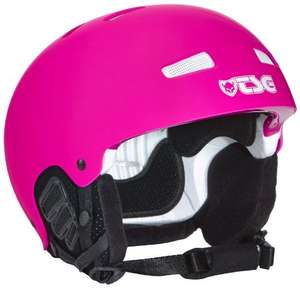 TSG Gravity Solid Color, Snowboardhelm, Solid Color PINK XXL / Mädels // AMAZON Prime