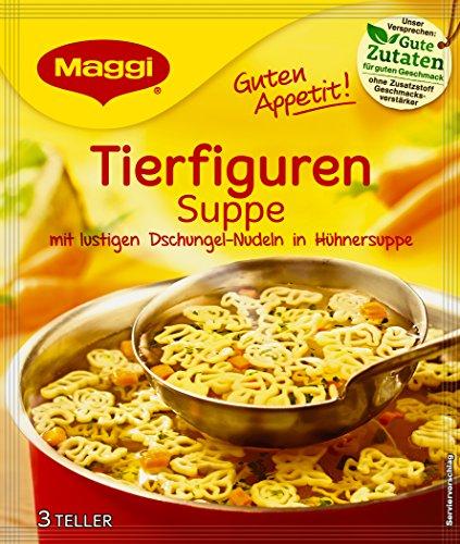 16x Maggi Tierfiguren Suppe @amazon-prime