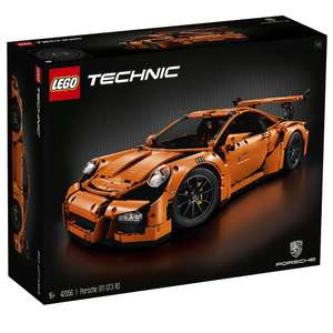 [amazon.co.uk] LEGO 42056 Technic Porsche 911 GT3 RS für 237,91 € inkl. Versand [PVG: 289 €]
