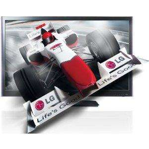 LG 47LW579S 119 cm (47 Zoll) 3D-LED-Backlight TV (Full-HD, 600Hz MCI, DVB-T/C/S Tuner + LG BD670 (3D Blu-ray Player)