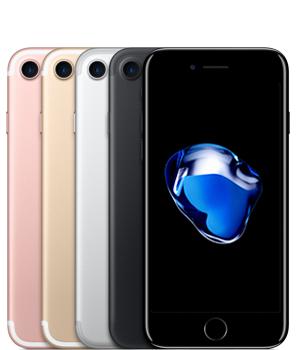[Junge Leute] iPhone 7 128GB mit o2 Free XL mit 8GB LTE Internet nur 49,99€ mtl. zu 1€
