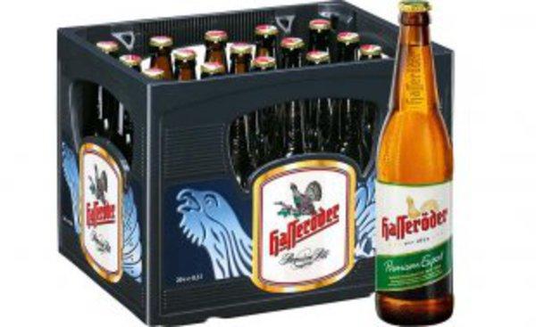 Preisknüller bei Netto Hasseröder Bier für 8,80 EUR statt 13 EUR!