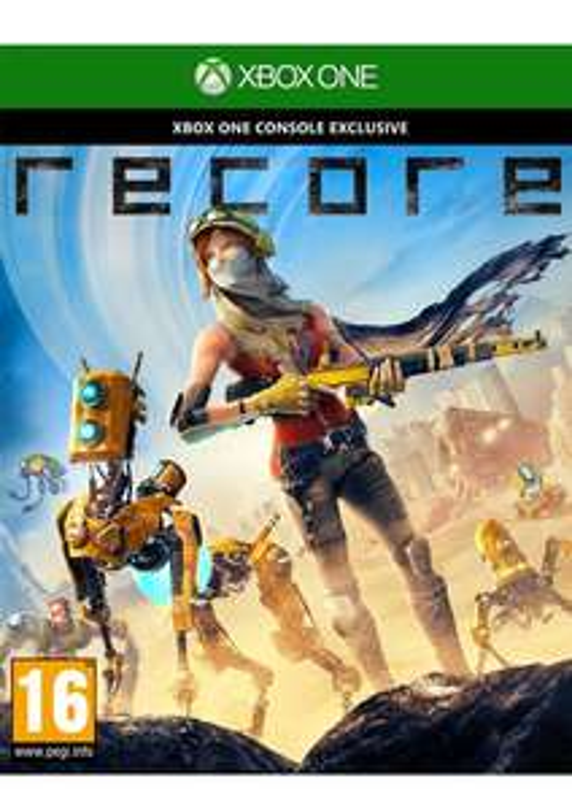 Recore (Xbox One) für 25,29€ [SimplyGames]