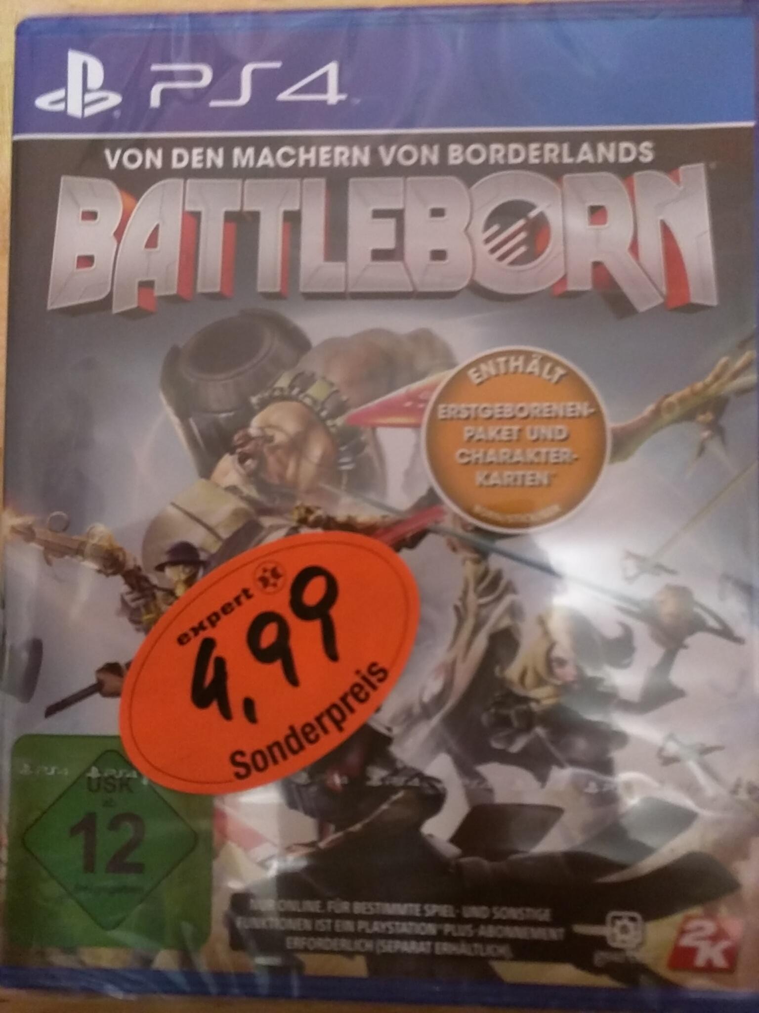 BATTLEBORN PS4 Expert Laatzen (eventuell Bundesweit??? )